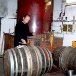 Distillation Domaine du Puis Faucon
